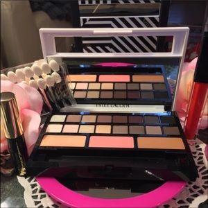 Estée Lauder PlatinumStar 16 Eyeshadow BlushSculpt